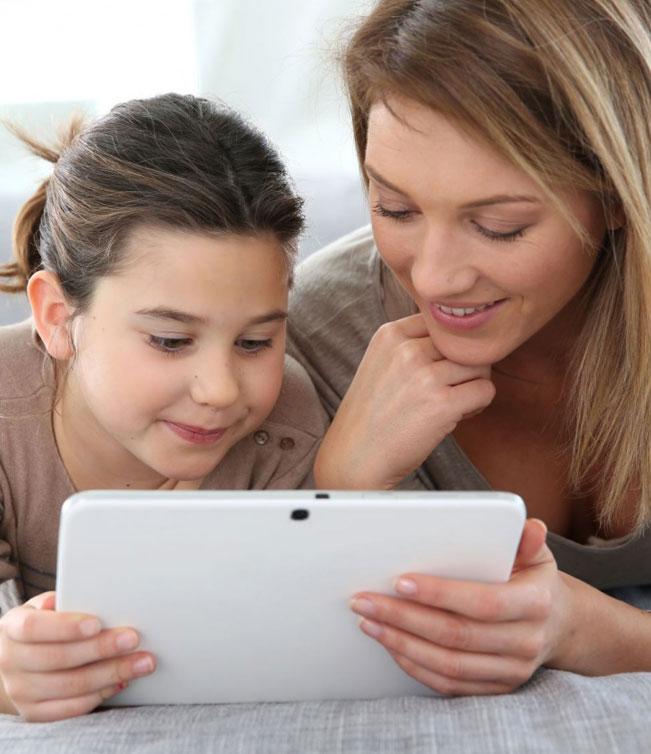 L'utilisation de la tablette numérique chez les enfants